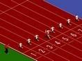100 meter sprinter