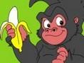 Affe ausmalen
