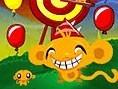 Affenrätsel- Ballons