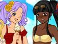 Anime Summer Girls
