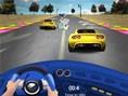 Autos 3D-Geschwindigkeit