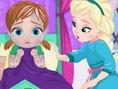 Baby-Anna Erfrierungen
