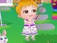 Baby Hazel Achtertuin Feestje