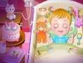 Baby Hazel Bed Tijd