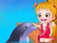 Baby Hazel Delfin-Tour