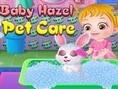 Baby Hazel Dieren Verzorgen