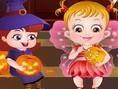 Baby Hazel Halloween Feestje