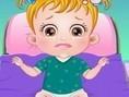 Baby Hazel is Ziek