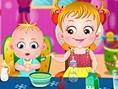 Baby Hazel: Kleine Schwester