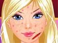 Barbie Hautpflege
