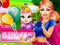 Barbie Superhero Mommy