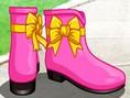 DIY Stylish Rain Boots