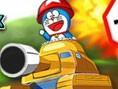 Doraemon Tank Angriff