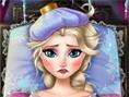 Eiskönigin beim Doktor