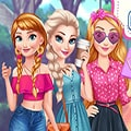 Ellie: Treffen mit den Prinzessinnen