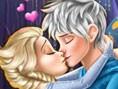 Elsa Küsst Jack Frost