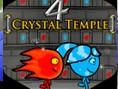 Fireboy und  Watergirl Crystal Temple 4