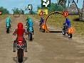 Gelände- Motorrad