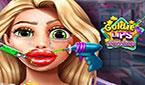 Goldie: Vollere Lippen