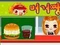 Hamburger-Laden