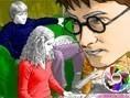 Harry Potter ausmalen