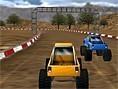 Jeep-Rennen 3D
