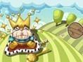 König auf dem Sprung
