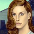 Lana schminken