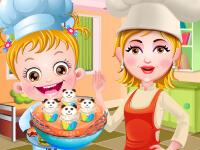Leckere Bären-Cupcakes