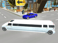 Limousinen Simulator