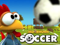 Moorhuhn Fußball