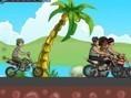 Motorrad Hügelrennen