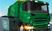 Müllwagen-Simulator