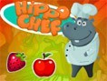 Nilpferd- Chefkoch