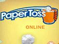 Paper Toss Online