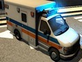 Park Es 3D Krankenwagen