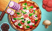 Pizza: Backen wie im wahren Leben