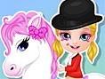 Pony-Pflege