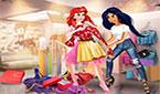 Prinzessinnen Shopping Rivalinnen