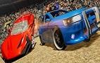 Real Car Demolition Derby Racing Game