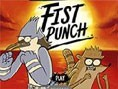 Regular Show Fist Punch