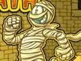 Rollende Mumie