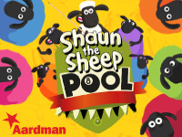 Shaun das Schaf Pool Spielen