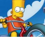 Simpsons Bike Rally