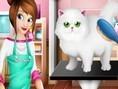 Spiele Katzenwäsche