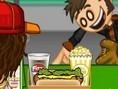Spiele Papas Hotdog-Stand