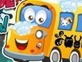 Style den Schulbus