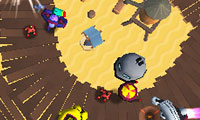 Tower Defense: Alien-Invasion
