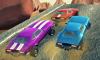 Verrücktes Autorrennen