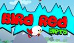 Vogel rote Geschenke